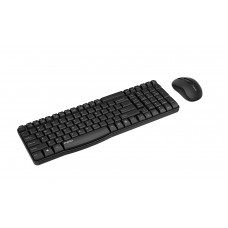 RAPOO X1800S White Wireless Keyboard and Mouse Combo Set