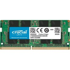 Crucial Basics 4GB DDR4 1.2v 2666Mhz CL19 SODIMM RAM Memory Module for Laptops and Notebooks
